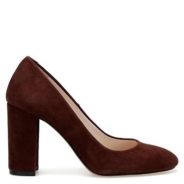 Nine West Ayakkabı Bordo